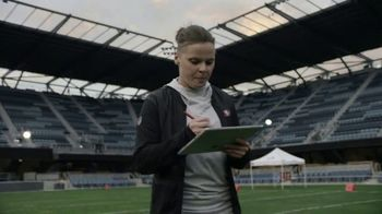 Microsoft Super Bowl 2020 TV Spot, 'Be the One' Featuring Katie Sowers - Thumbnail 4