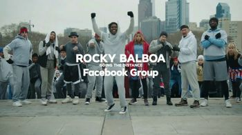 Facebook Groups Super Bowl 2020 TV Spot, 'Ready to Rock?' Ft. Sylvester Stallone, Chris Rock - Thumbnail 9