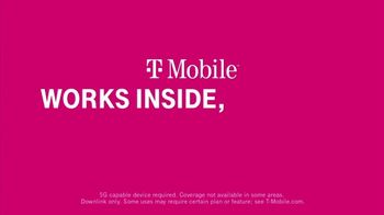 T-Mobile Super Bowl 2020 TV Spot, 'Mama Tests 5G' Featuring Anthony Anderson, Song by Etta James - Thumbnail 10
