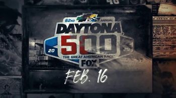 2020 Daytona 500 Super Bowl 2020 TV Promo, 'Not Just Another Race' - Thumbnail 10