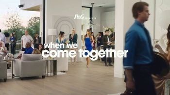 Procter & Gamble Super Bowl 2020 TV Spot, 'When We Come Together' Featuring Sofia Vergara - Thumbnail 1
