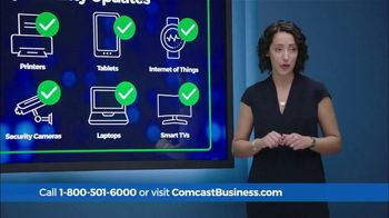 Comcast Business SecurityEdge TV Spot, 'Daily Security Updates' - Thumbnail 7