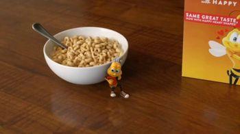 Honey Nut Cheerios TV Spot, 'Buzz Meets Leslie: Heart Shapes' Featuring Leslie David Baker - Thumbnail 2