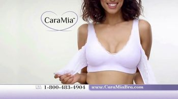 CaraMia Bra TV Spot, 'Supporting and Flattering' - Thumbnail 1