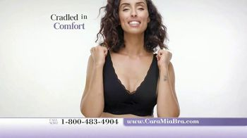 CaraMia Bra TV Spot, 'Supporting and Flattering' - Thumbnail 3