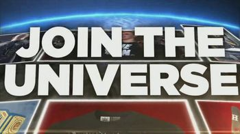 WWE Shop TV Spot, 'Join the Universe: 20% Off Titles & 40% Off Tees' Song by Krissie Karlsson - 6 commercial airings