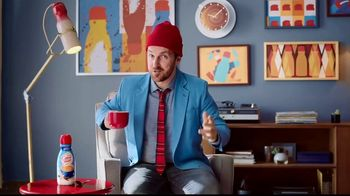 Coffee-Mate TV Spot, 'A Cup or Two...Hundred' - Thumbnail 5