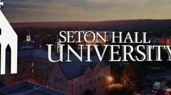 Seton Hall University TV Spot, 'The Seton Hall Story' - Thumbnail 9
