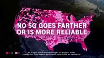 T-Mobile for Business TV Spot, \'Nationwide 5G for Business\'