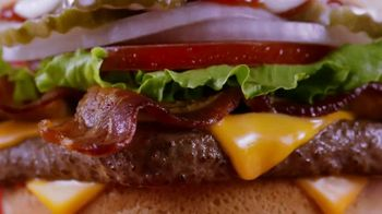 Wendy's Big Bacon Classic TV Spot, 'What Are You Getting: Bacon' - Thumbnail 1