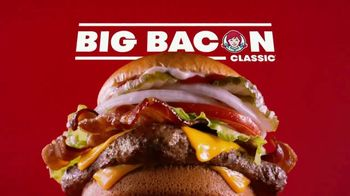 Wendy's Big Bacon Classic TV Spot, 'What Are You Getting: Bacon' - Thumbnail 3