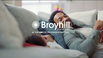 Big Lots Presidents Day Sale TV Spot, 'Broyhill Sectionals'