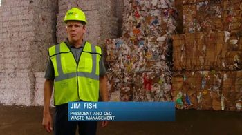Waste Management TV Spot, 'PGA Tour: Recycle the Right Way' - Thumbnail 1