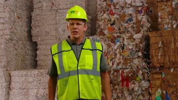 Waste Management TV Spot, 'PGA Tour: Recycle the Right Way' - Thumbnail 4