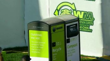 Waste Management TV Spot, 'PGA Tour: Recycle the Right Way' - Thumbnail 6