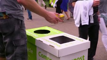 Waste Management TV Spot, 'PGA Tour: Recycle the Right Way' - Thumbnail 7