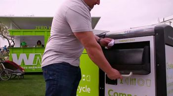 Waste Management TV Spot, 'PGA Tour: Recycle the Right Way' - Thumbnail 8