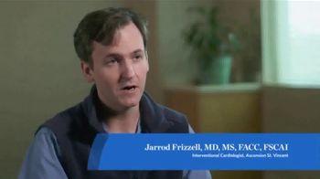 Ascension St. Vincent TV Spot, 'Medical Minute: CTO' - Thumbnail 1