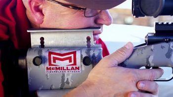 McMillan Fiberglass Stocks TV Spot, 'Extreme Long Range' Featuring Derek Rodgers - Thumbnail 4