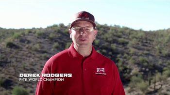 McMillan Fiberglass Stocks TV Spot, 'Extreme Long Range' Featuring Derek Rodgers - Thumbnail 5