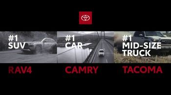 Toyota TV Spot, 'Number One: Tacoma' [T2] - Thumbnail 2