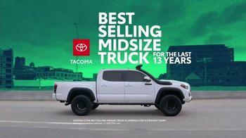 Toyota TV Spot, 'Number One: Tacoma' [T2] - Thumbnail 4