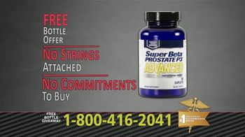 Super Beta Prostate P3 Advanced TV Spot, 'Don't Ignore Your Prostate Health: Free Bottle' - Thumbnail 5