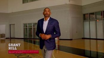 Atlanta Hawks TV Spot, 'Do Your Part: Prostate Cancer' Featuring Grant Hill - Thumbnail 3