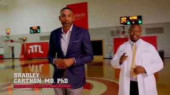 Atlanta Hawks TV Spot, 'Do Your Part: Prostate Cancer' Featuring Grant Hill - Thumbnail 5