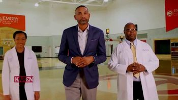 Atlanta Hawks TV Spot, 'Do Your Part: Prostate Cancer' Featuring Grant Hill - Thumbnail 6