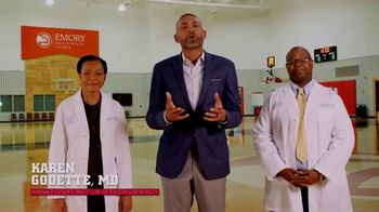 Atlanta Hawks TV Spot, 'Do Your Part: Prostate Cancer' Featuring Grant Hill - Thumbnail 7