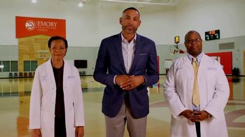 Atlanta Hawks TV Spot, 'Do Your Part: Prostate Cancer' Featuring Grant Hill - Thumbnail 8