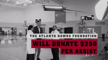 Atlanta Hawks TV Spot, 'Do Your Part: Prostate Cancer' Featuring Grant Hill - Thumbnail 9