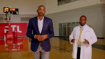 Atlanta Hawks TV Spot, 'Do Your Part: Prostate Cancer' Featuring Grant Hill