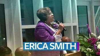 Faith and Power PAC TV Spot, 'Only Erica Smith' - Thumbnail 2