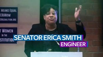 Faith and Power PAC TV Spot, 'Only Erica Smith' - Thumbnail 6