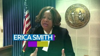Faith and Power PAC TV Spot, 'Only Erica Smith' - Thumbnail 7