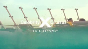 Celebrity Cruises Sail Beyond Event TV Spot, 'Up to $800' Song by Jefferson Airplane - Thumbnail 1