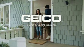 GEICO Home & Condo Insurance TV Spot, 'Welcome to the Neighborhood' - Thumbnail 10