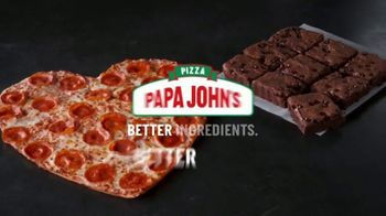 Papa John's Heart-Shaped Pizza TV Spot, 'Cupid' - Thumbnail 7