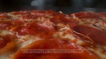 Papa John's Heart-Shaped Pizza TV Spot, 'Cupid' - Thumbnail 2