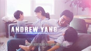 Friends of Andrew Yang TV Spot, 'Economic Transformation'