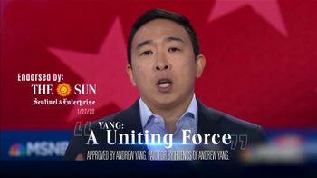 Friends of Andrew Yang TV Spot, 'Economic Transformation' - Thumbnail 9