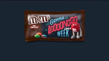 M&M's TV Spot, 'The Oscars: Long Week' - 1 commercial airings