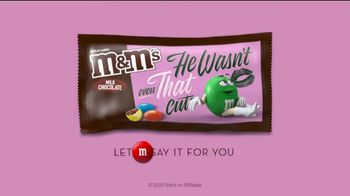 M&M's TV Spot, 'The Oscars: Emotional Support Candy' - Thumbnail 7