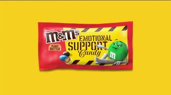 M&M's TV Spot, 'The Oscars: Emotional Support Candy'