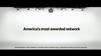 Verizon TV Spot, 'America's Most' - Thumbnail 2