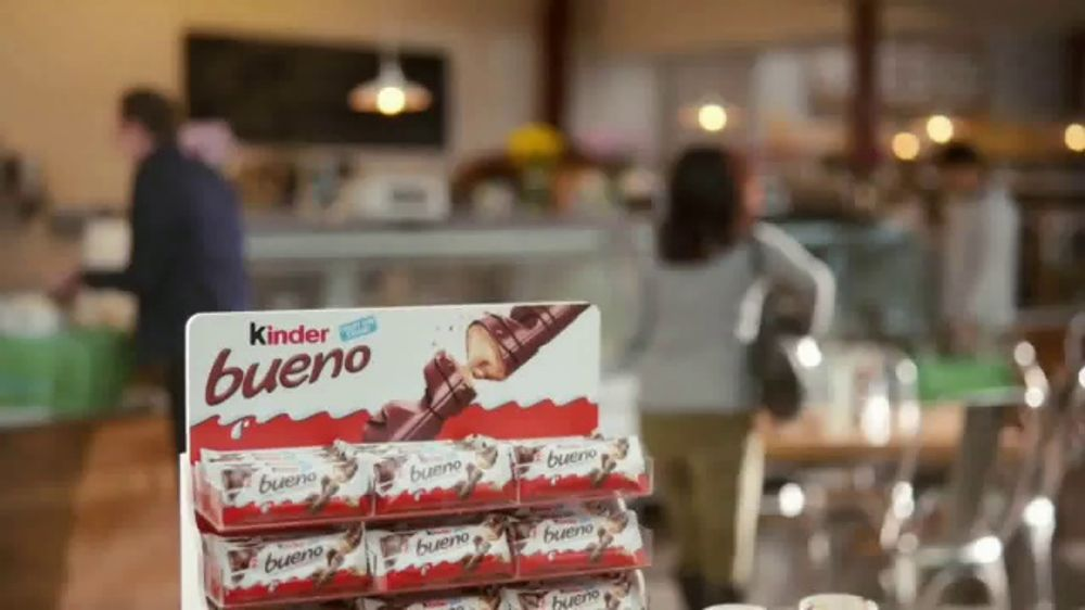 Kinder Bueno TV Commercial, 'Wait For it'