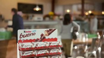 Kinder Bueno TV Spot, 'Wait For it'