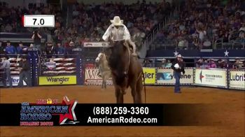 The American Rodeo TV Spot, 'Lives Changed'